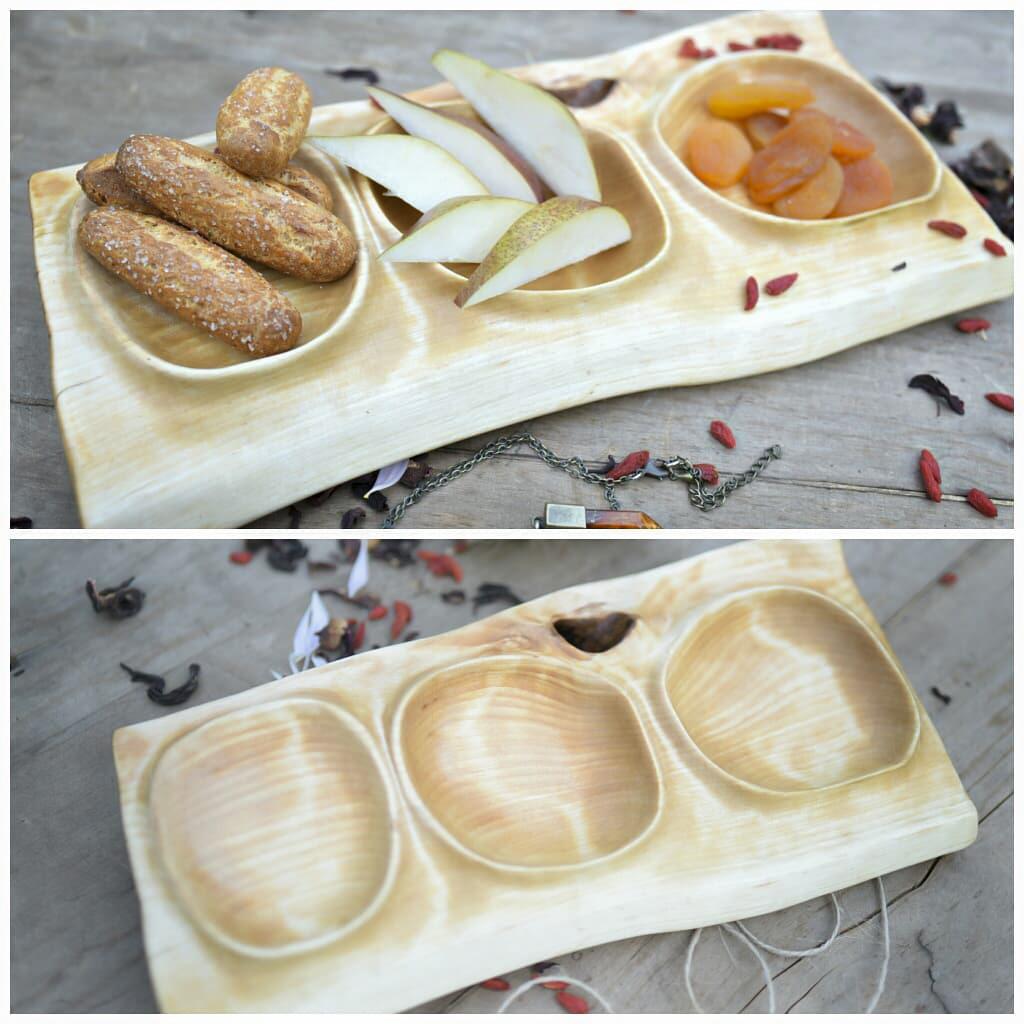 Сервировочные доски под фрукты