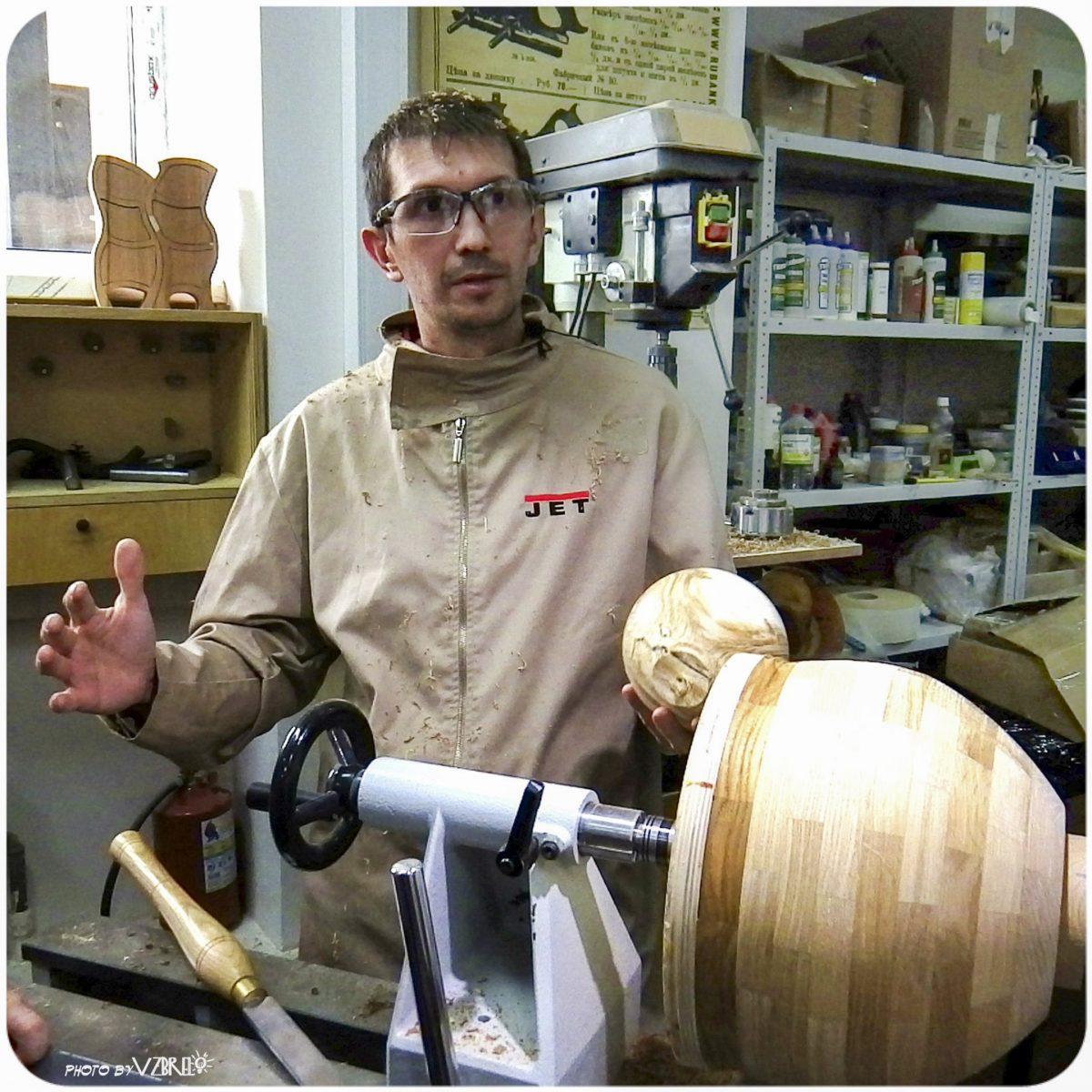Андрей Громов о точении чаш