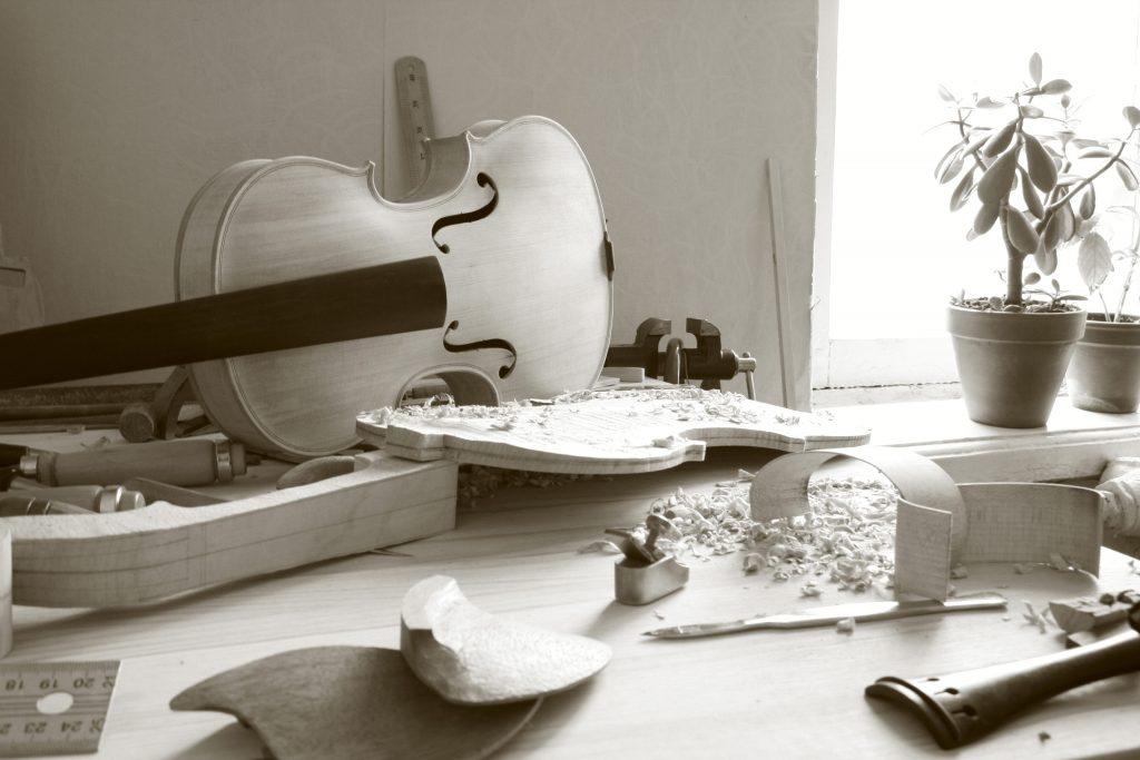 мастер-класс изготовление скрипок, 30 марта, Петербург