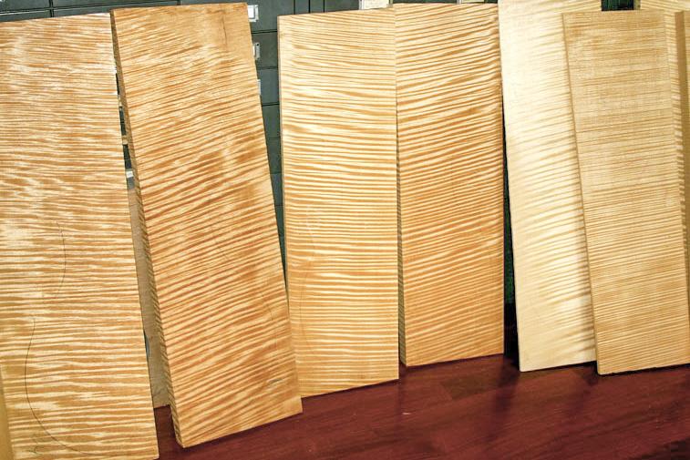материал для изготовления скрипок