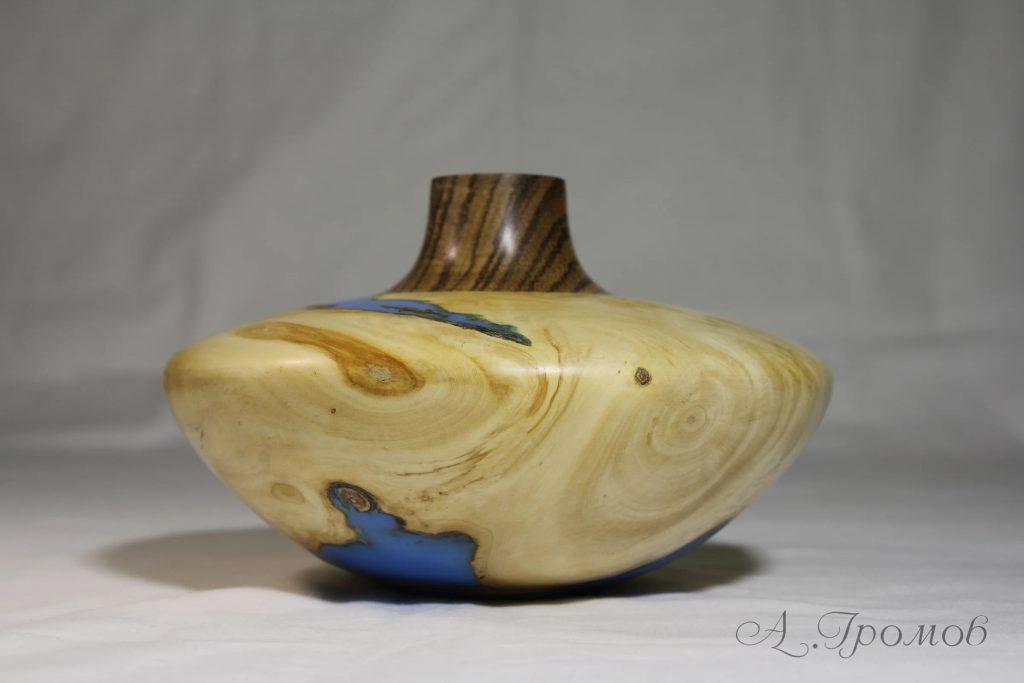 Точеная ваза (А.Громов)