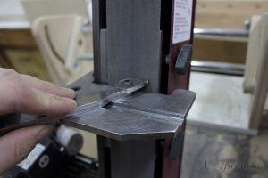 доводка режущей кромки на станке Robert Sorby Edge