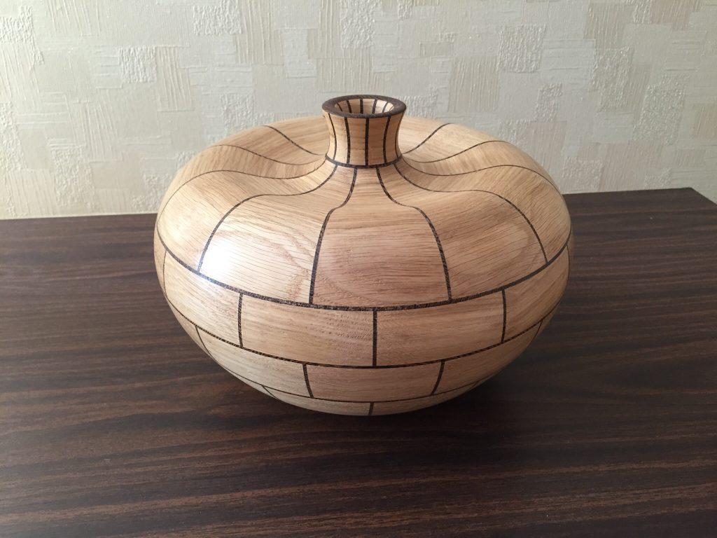 Сегментная ваза