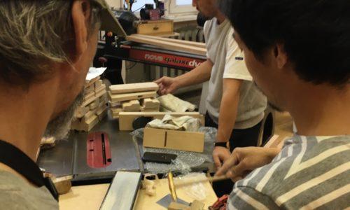 Японские мастера делятся знаниями