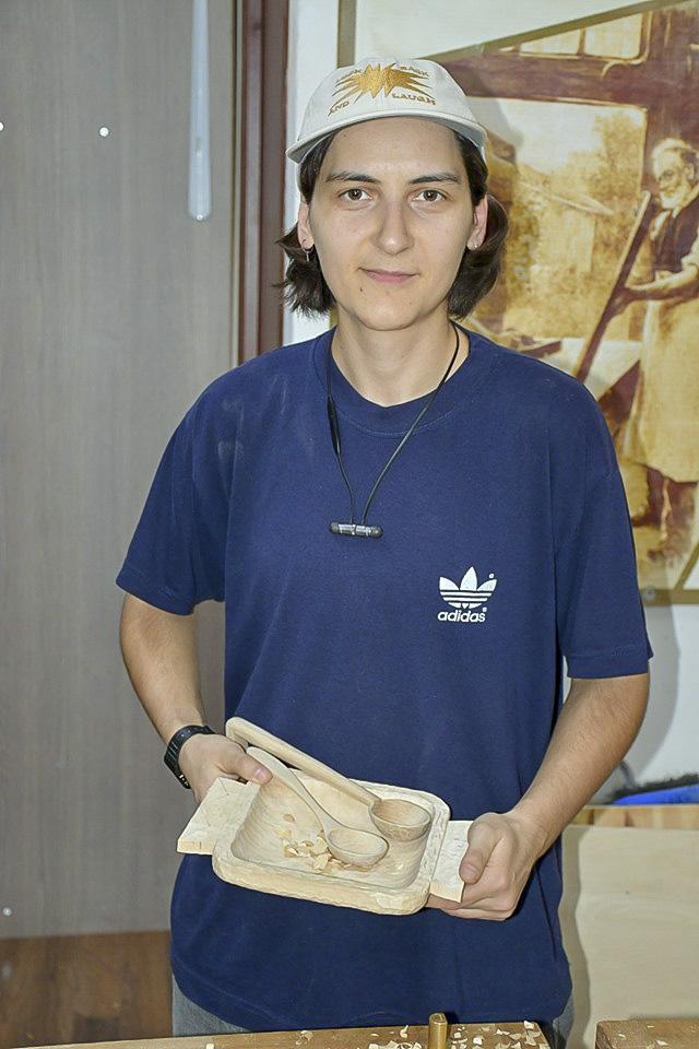 курсант Ивана Бочкова