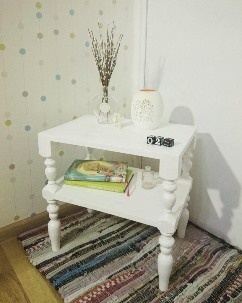 Прикроватный столик, Юлия Зайцева