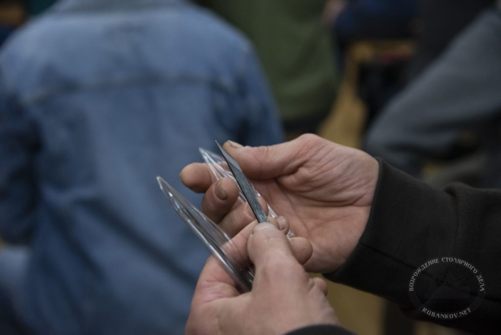 Острые ножички для маркетри