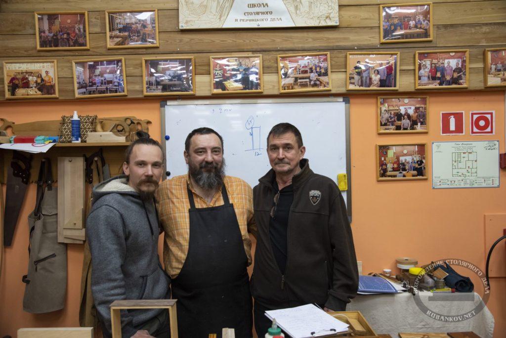 Трио маркетристов (Александр Владимирович Багров, Федор Алексеевич Бондарев и Анатолий Анатольевич Гринь)