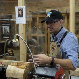 Андрей Громов о подготовке древесины к точению