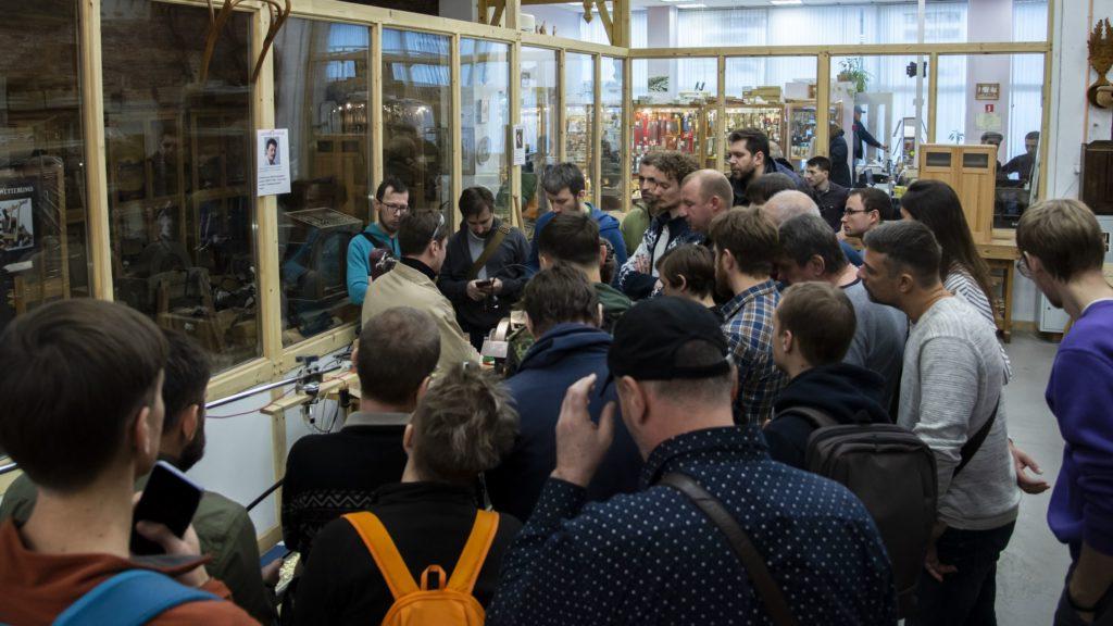 Дмитрий Попков о заточке мейселя