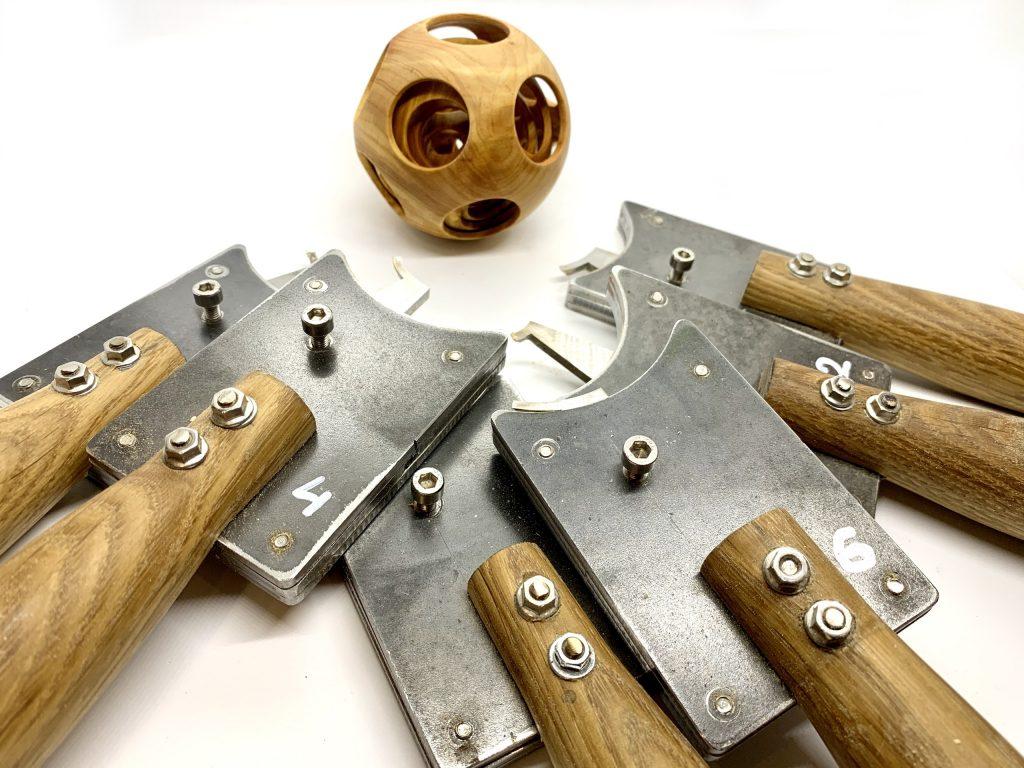 токарные инструменты для точения китайских шаров