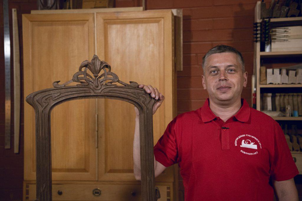 """Александр Панов, преподаватель курса """"Северный модерн"""""""