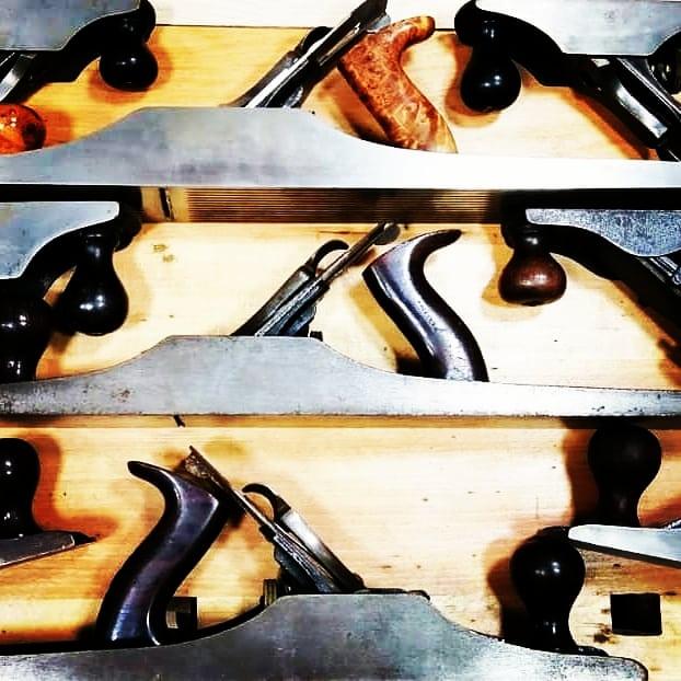 Фуганки и полуфуганки из коллекции инструментов (Тарас Малык )