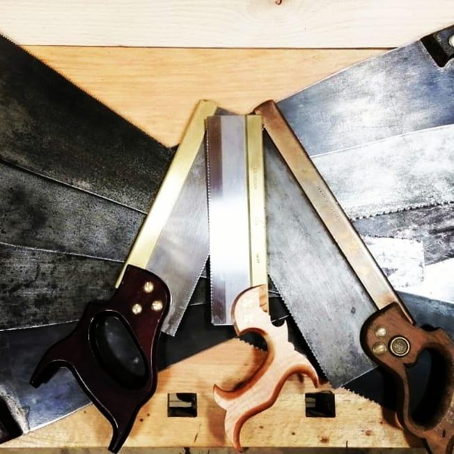 Пилы из коллекции инструментов (Тарас Малык )