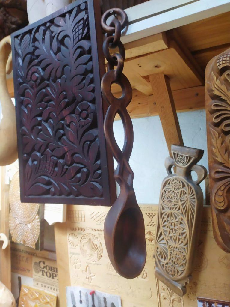 ложки из коллекции Михаили Давыдовича
